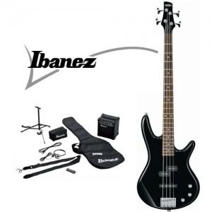 Ibanez IJSR190-BK - gitara basowa - zestaw