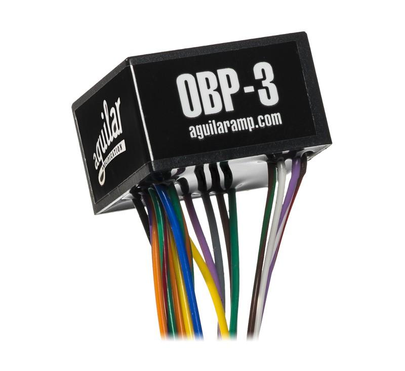 Aguilar OBP-3SK - zestaw preamp i potencjometry
