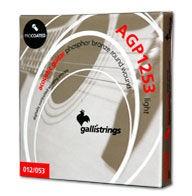 Galli AGP1253 Light - Phosphor Bronze - struny powlekane do gitary akustycznej