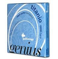 Galli GR40 Genius Titanio - struny do gitary klasycznej