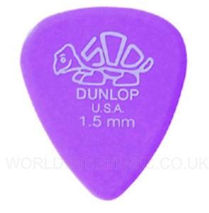 Dunlop Derlin 500 - kostka gitarowa 1.5