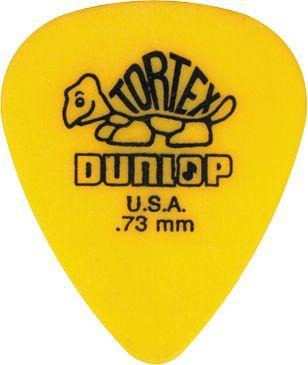 Dunlop Tortex Standard - kostka gitarowa .73 mm