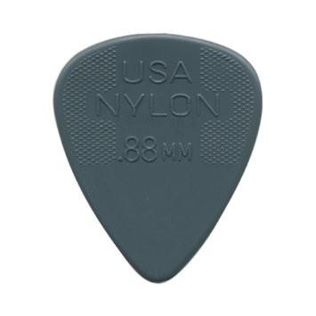 Dunlop Nylon Standard - kostka gitarowa .88 mm