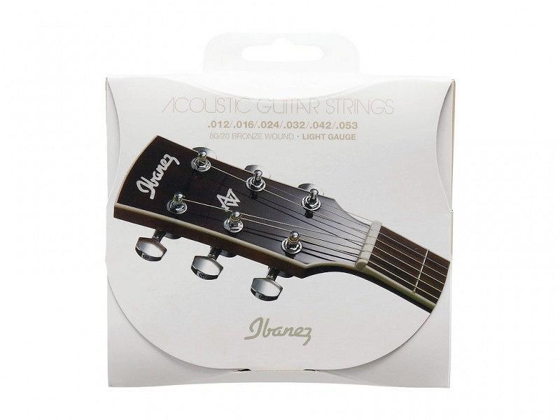 Ibanez IACS6C - struny do gitary akustycznej