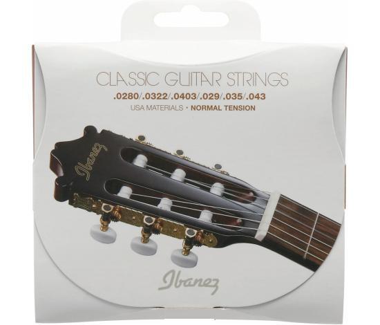 Ibanez ICLS6NT - struny do gitary klasycznej