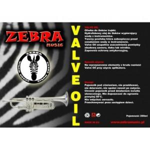 ZEBRA Music Valve Oil - oliwka do tłoków trąbki, kornetu