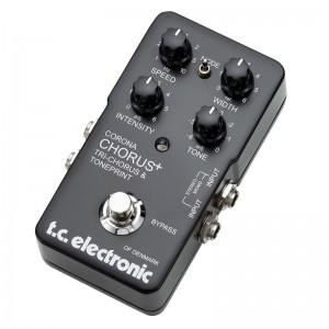 TC Electronic Corona ChorusSCF40th - efekt gitarowy