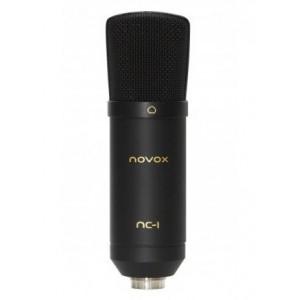 Novox NC-1 black - mikrofon pojemnościowy
