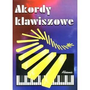 ABSONIC Akordy klawiszowe - książka edukacyjna