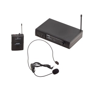 Soundsation WF-U11PB - system bezprzewodowy UHF