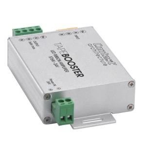 CONTEST TAPEBOOSTER - Wzmacniacz sygnału RGB 24 V / 576 Watów maksymalnie