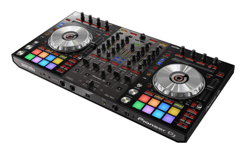 Pioneer DDJ-SX3 - kontroler DJ