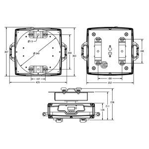 Elation Design Promo Base DMXAC