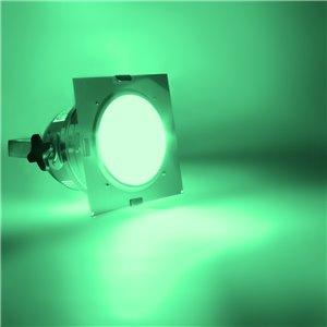American DJ Dichrofilter PAR 56 (srebrny) zielony - filtr do reflektorów PAR 56