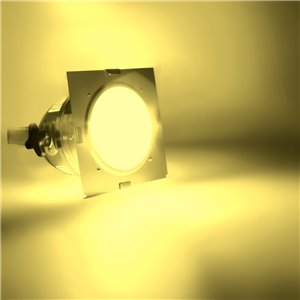 American DJ Dichrofilter PAR 56 (srebrny) żółty - filtr do reflektorów PAR 56
