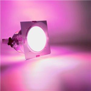 American DJ Dichrofilter PAR 64 (srebrny) magenta - filtr do reflektorów PAR 64
