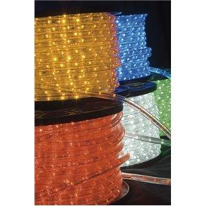Showtec LED Flexilight 13mm 240V 50m żółty