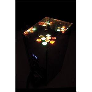 Showtec Reflektor Marquees Uplighter 1W RGB biały