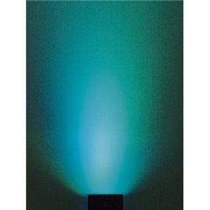 Showtec Reflektor Marquees Uplighter 1W 3200K białosrebrny