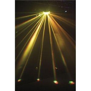 Showtec Double Derby XB LED - efekt świetlny LED