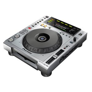 Pioneer CDJ-850S - odtwarzacz CD/MP3/USB