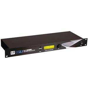 Ld Systems DS21 - cyfrowy procesor głośnikowy