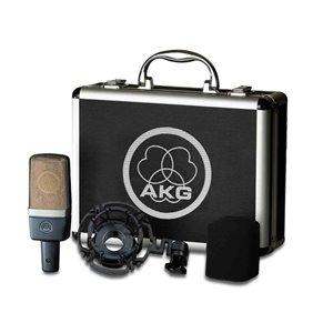 AKG C 214 - mikrofon pojemnościowy