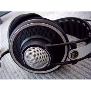 AKG K702 - słuchawki studyjne