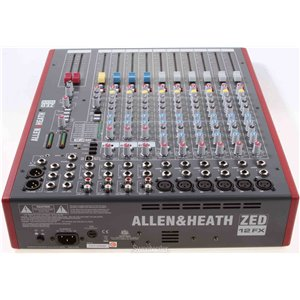 Allen & Heath ZED 12FX - mikser