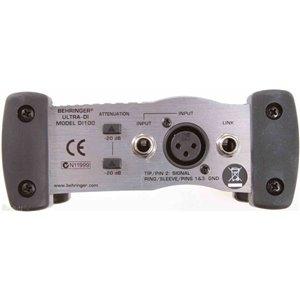Behringer ULTRA-DI DI100 - DI-Box aktywny