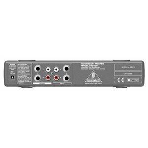 Behringer FBQ800 - korektor graficzny