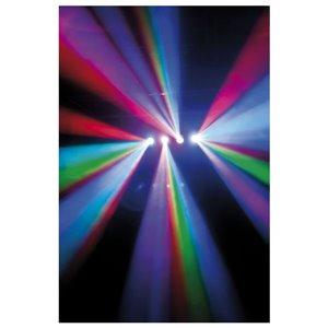 Showtec Inversion DMX 4-in-1 LED - skaner