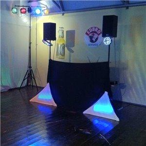 American DJ Tripod Cover - osłona statywu LED