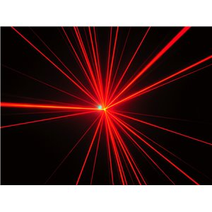 JB Systems MICRO STAR LASER - laser z pilotem