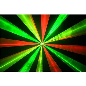 JB Systems Smooth Scan-3 - laser animacyjny