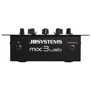 JB Systems MIX3-USB - mikser DJ