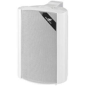 Monacor MKS-34/WS - zestaw głośnikowy naścienny (para)