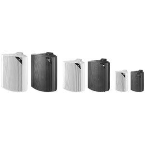 Monacor MKS-88/WS - zestaw głośnikowy naścienny (para)