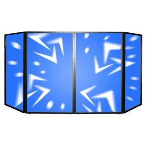 Athletic DJ Screen - komplet ekranów dla DJ