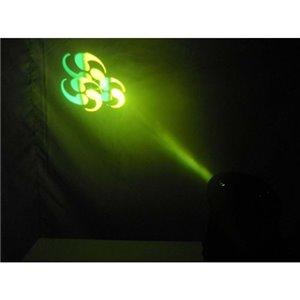 Flash LED GŁOWICA RUCHOMA 30W - głowica ruchoma