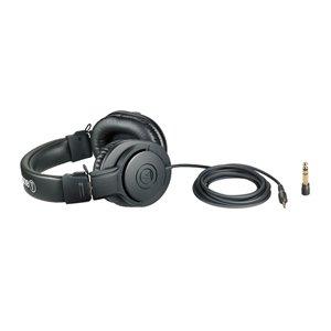 Audio-Technica ATH-M20X - słuchawki dynamiczne