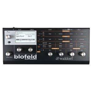 Waldorf Blofeld black - syntezator