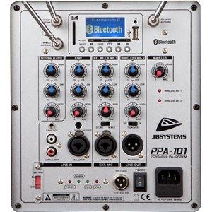 JB Systems PPA-101 - szerokopasmowa, mobilna kolumna nagłośnieniowa