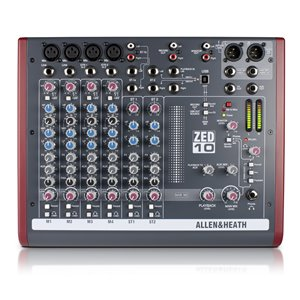 Allen & Heath ZED 10:2 - mikser