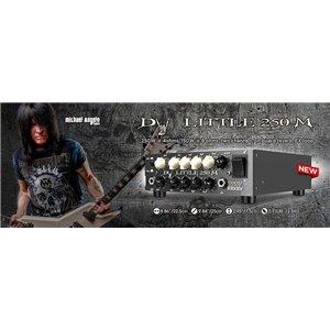 DV Mark LITTLE 250 M - 250W 4OHM/150W 8OHM - głowa gitarowa