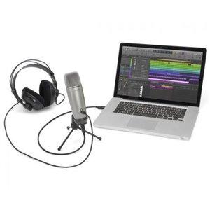 Samson C01U USB PRO - mikrofon pojemnościowy studyjny