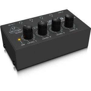 Behringer MICROAMP HA400 - wzmacniacz słuchawkowy