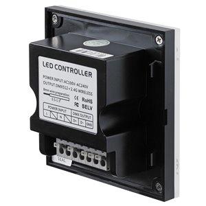 CONTEST PILOTctl-4 - Sterownik DMX + 2,4 GHz - 1 strefa - RGBW