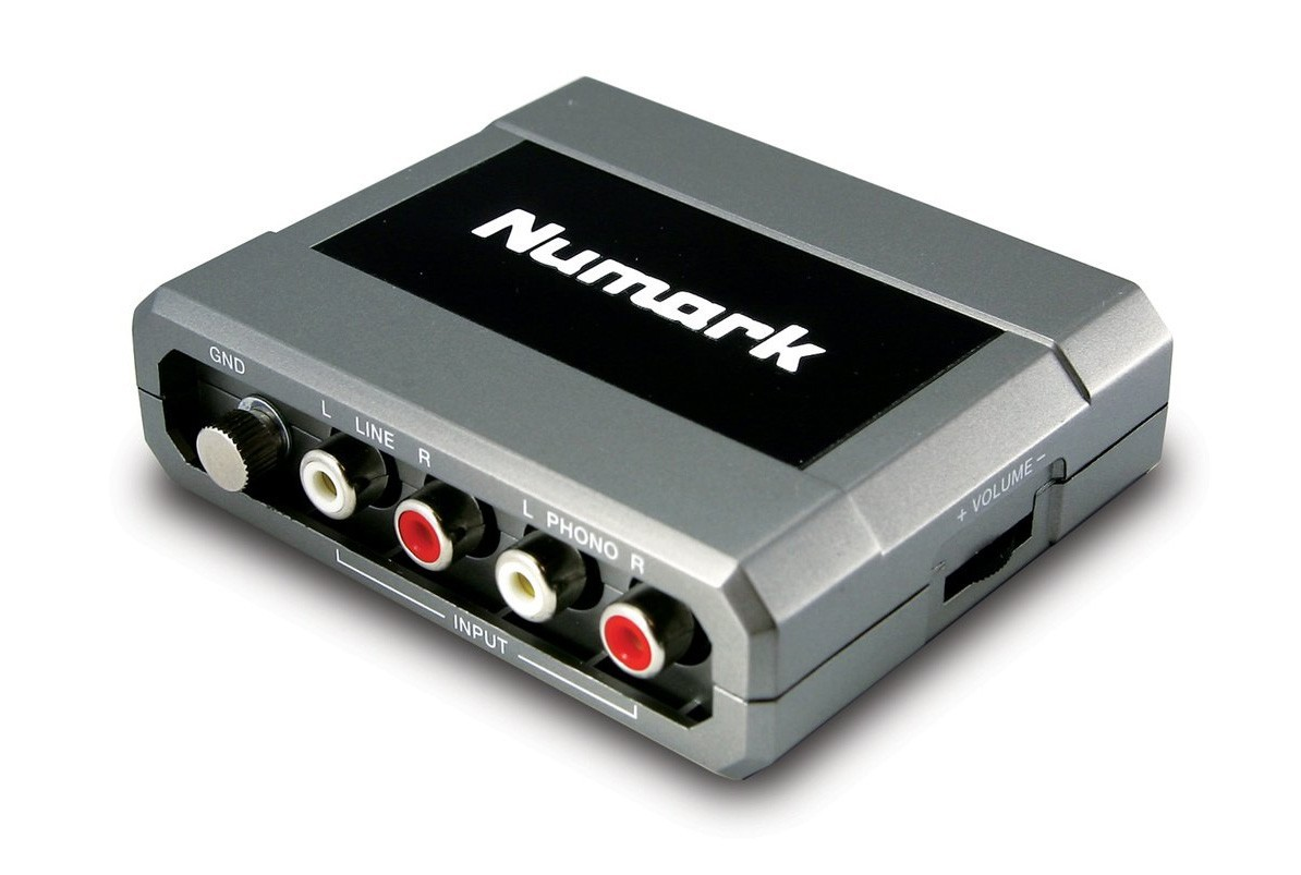 Numark STEREO i/O - interfejs audio