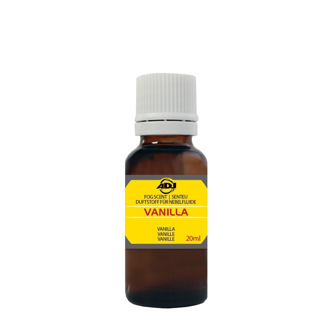 American DJ fog scent vanilla 20ml - Zapach do dymu